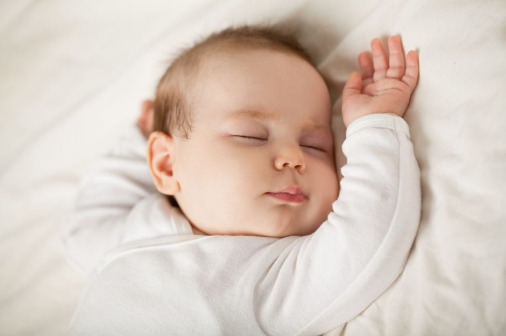 Let's get real about newborn sleep