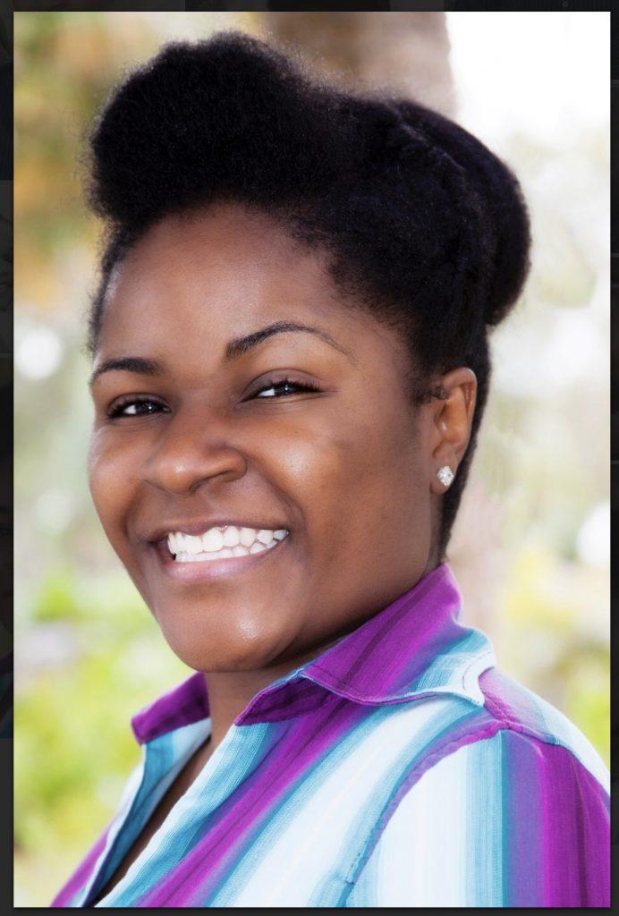 Rebecca Jean Baptiste