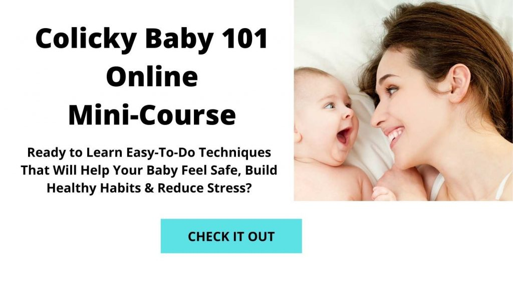 Colicky Baby 101 mini-course